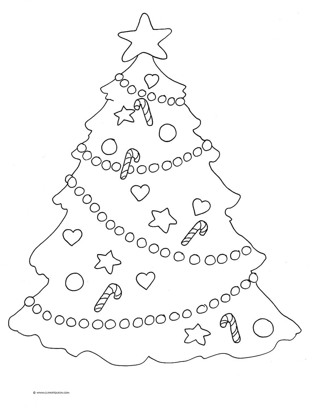 Christmas Tree Step By Step Drawing at GetDrawings.com | Free for ...