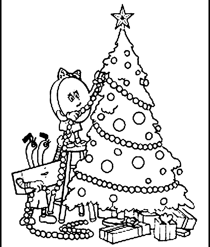 Christmas Trees Drawing At Getdrawings Com Free For Personal Use