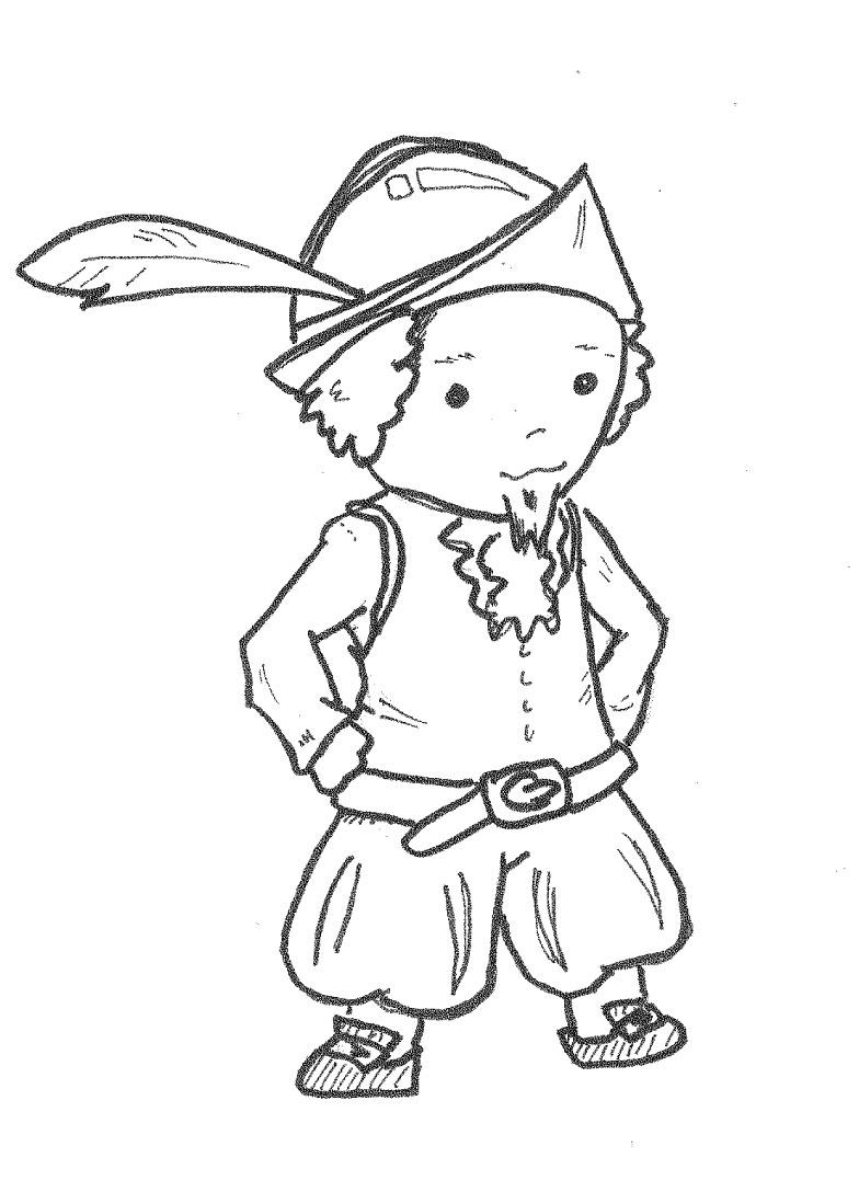 784x1088 Drawing Of Christopher Columbus Chibi Columbusmyelo