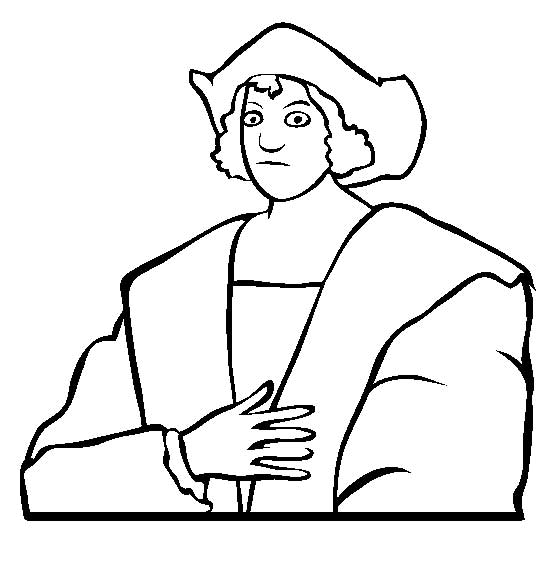 Christopher Columbus Drawing at GetDrawings.com | Free for personal ...