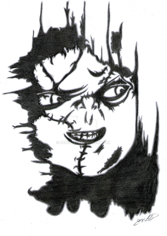 1024x1448 Chucky By Melski83