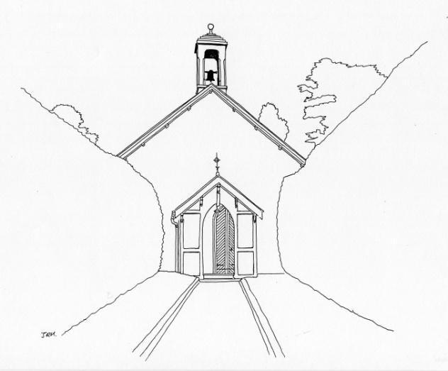 632x523 Kilninver Parish Church