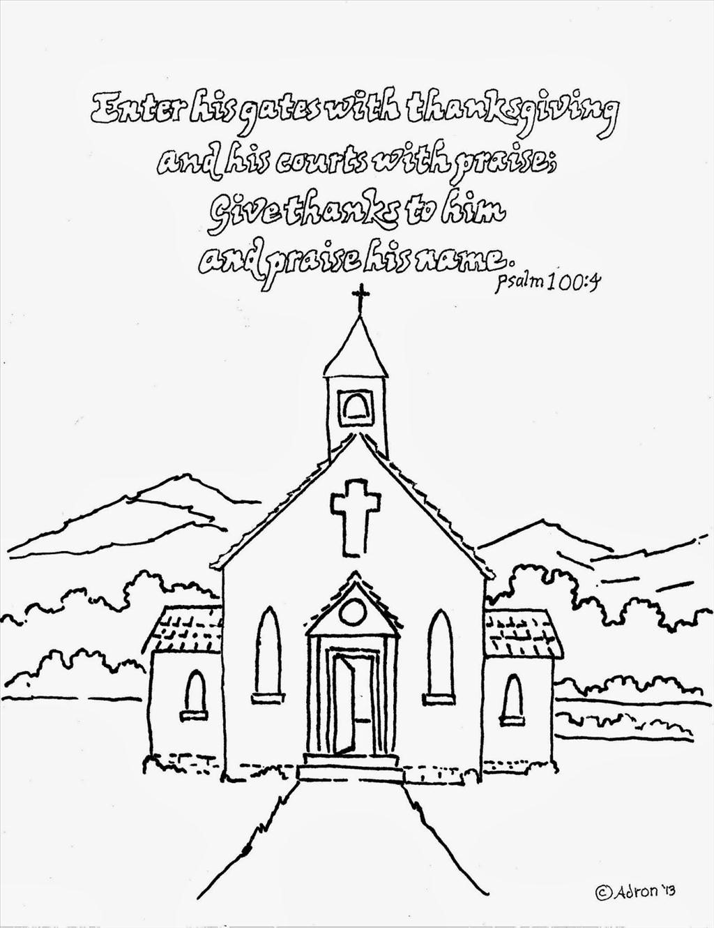 1024x1330 Best Church Coloring Pages Imagine Unknown Resolutions High