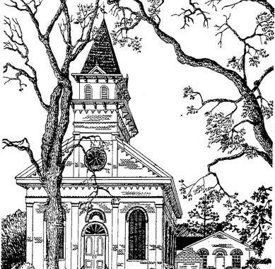 389x380 Bulletins First Presbyterian Church Of Greensboro, Ga