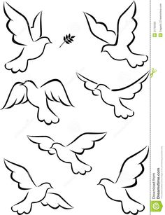 236x307 Images For Gt Holy Spirit Dove Drawing Church Decor