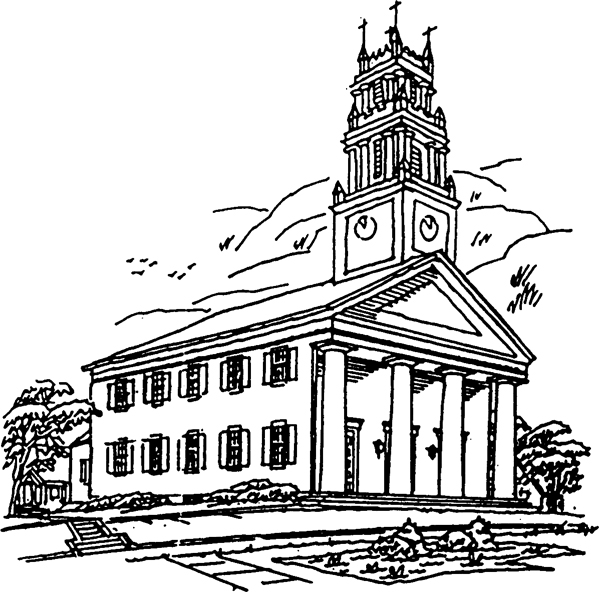 599x592 First Congregational Church Of Bristol, Connecticut Our Past