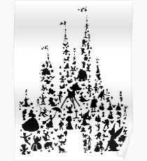 210x230 Cinderella Castle Posters Redbubble
