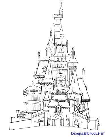374x480 Beast's Castle I Love Beauty And The Beast Castles