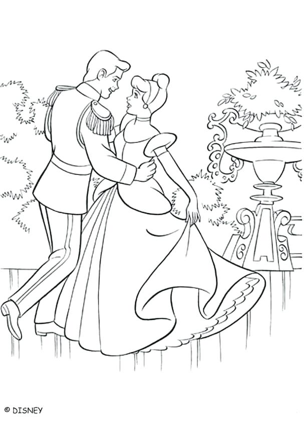 607x850 Here Are Free Cinderella Coloring Pages Pictures Majestic Coach