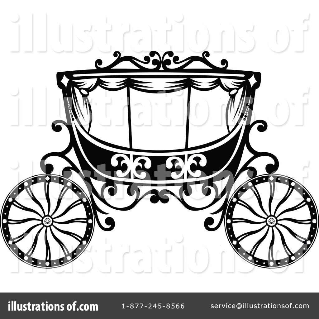1024x1024 Carriage Clipart