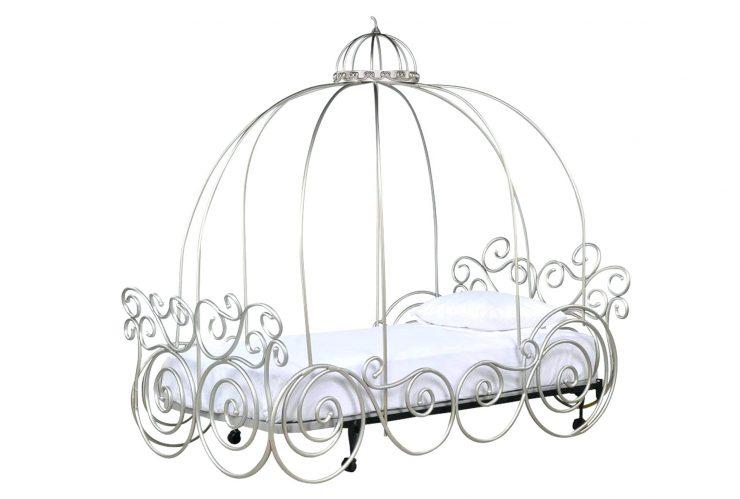 740x499 Cinderella Carriage Bed U2013