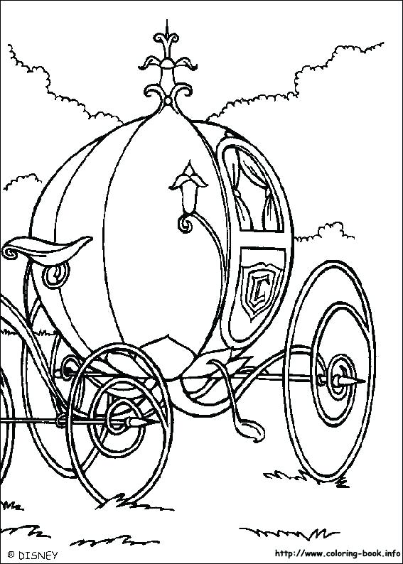 567x794 Carriage Coloring Pages Horse Carriage Horse Carriage