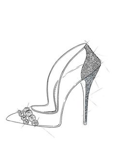 236x312 Cinderella's Glass Slipper Reinvented Cinderella, Glasses And Style