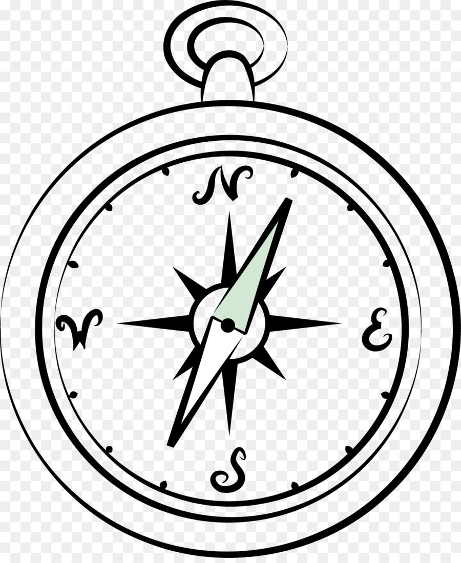 900x1100 Compass Drawing Clip Art