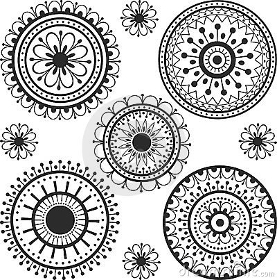 400x403 Cool Circles, Maybe With A Gratitude Symbol In The Circle