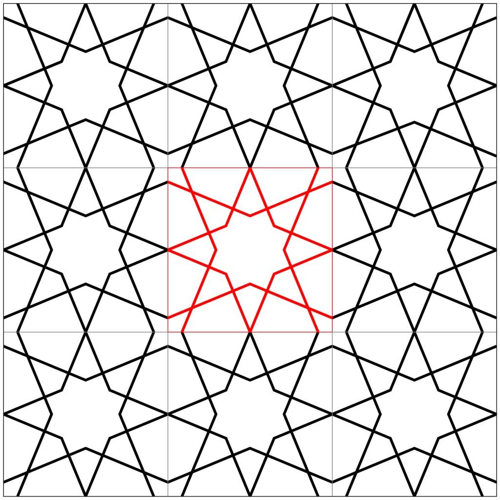 1024x1024 Patterns School Of Islamic Geometric Design