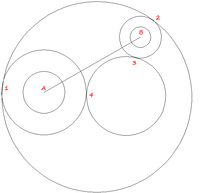 667x636 Guest Post Draw A Circle With Radius Tangent To Two Objects