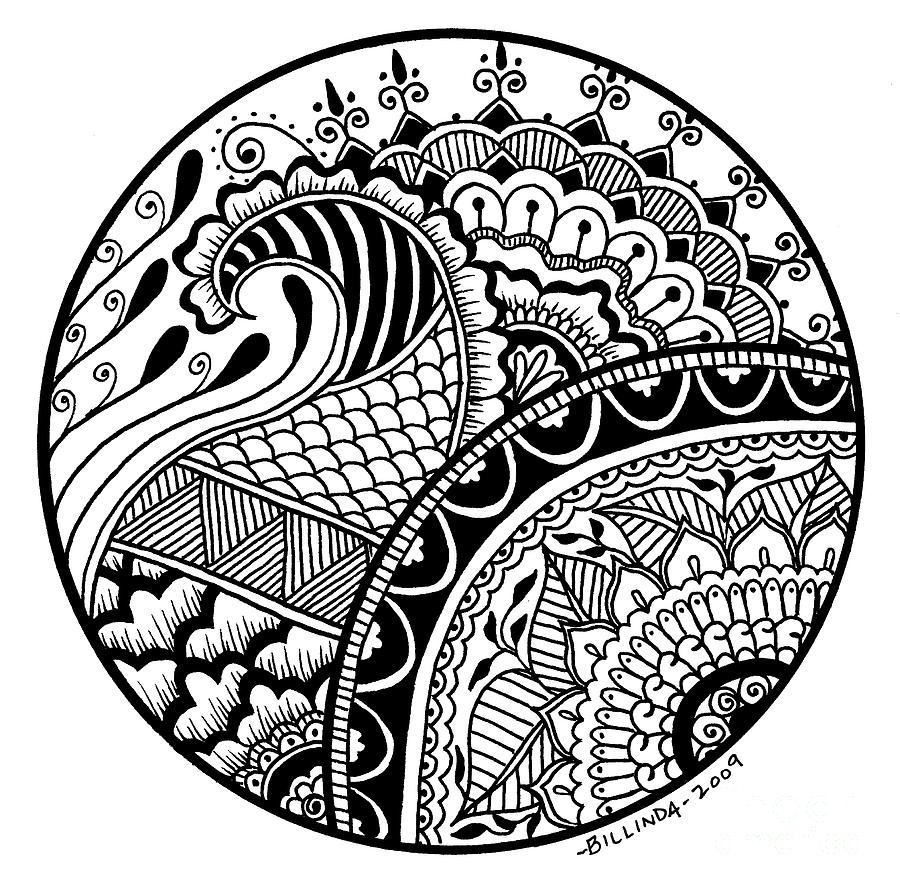 900x889 Cd 29 Drawing By Billinda Brandli Devillez