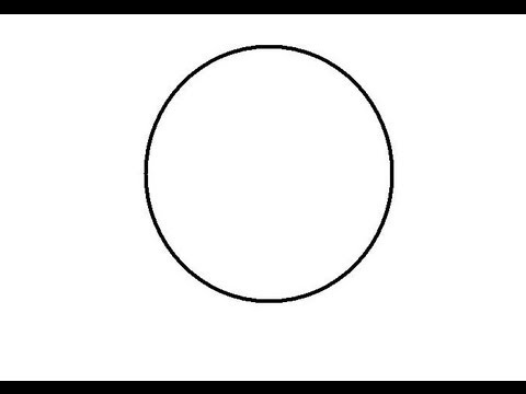 480x360 How To Draw A Perfect Circle !!!