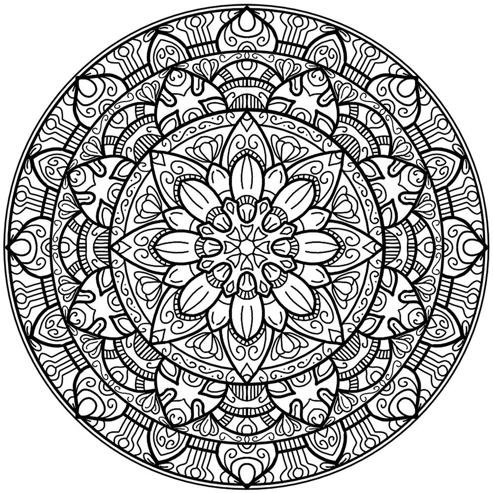 1000x1000 Circles