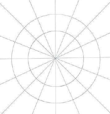 355x368 How To Draw A Mandala In Four Steps River Flower Mandala