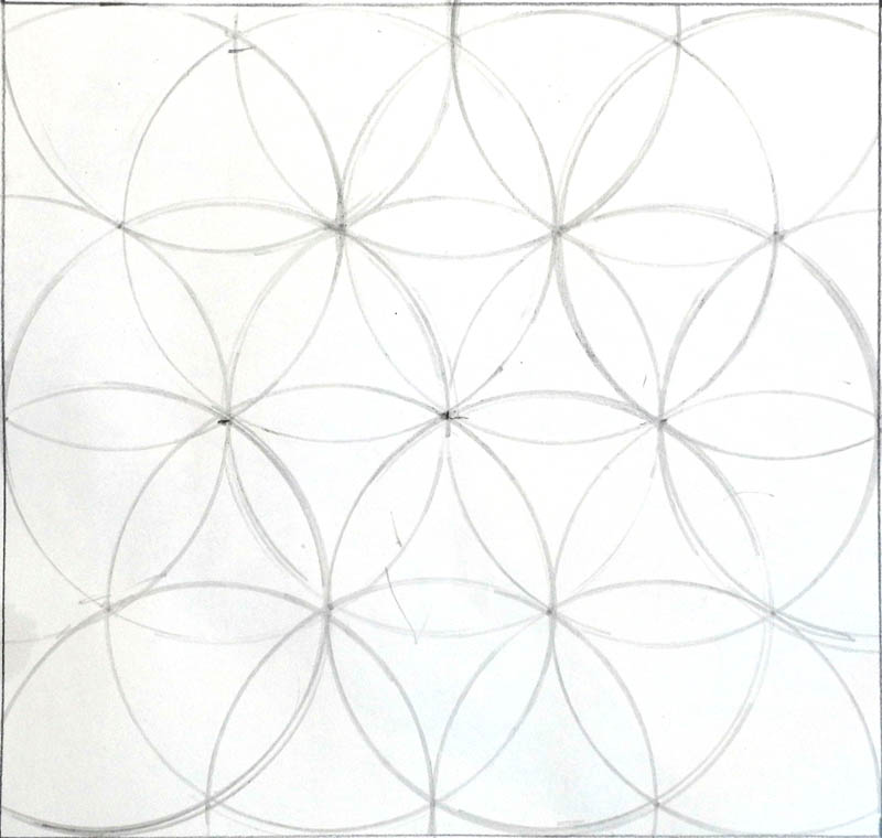 800x760 Studio And Garden Compass And Straight Edge New Drawings