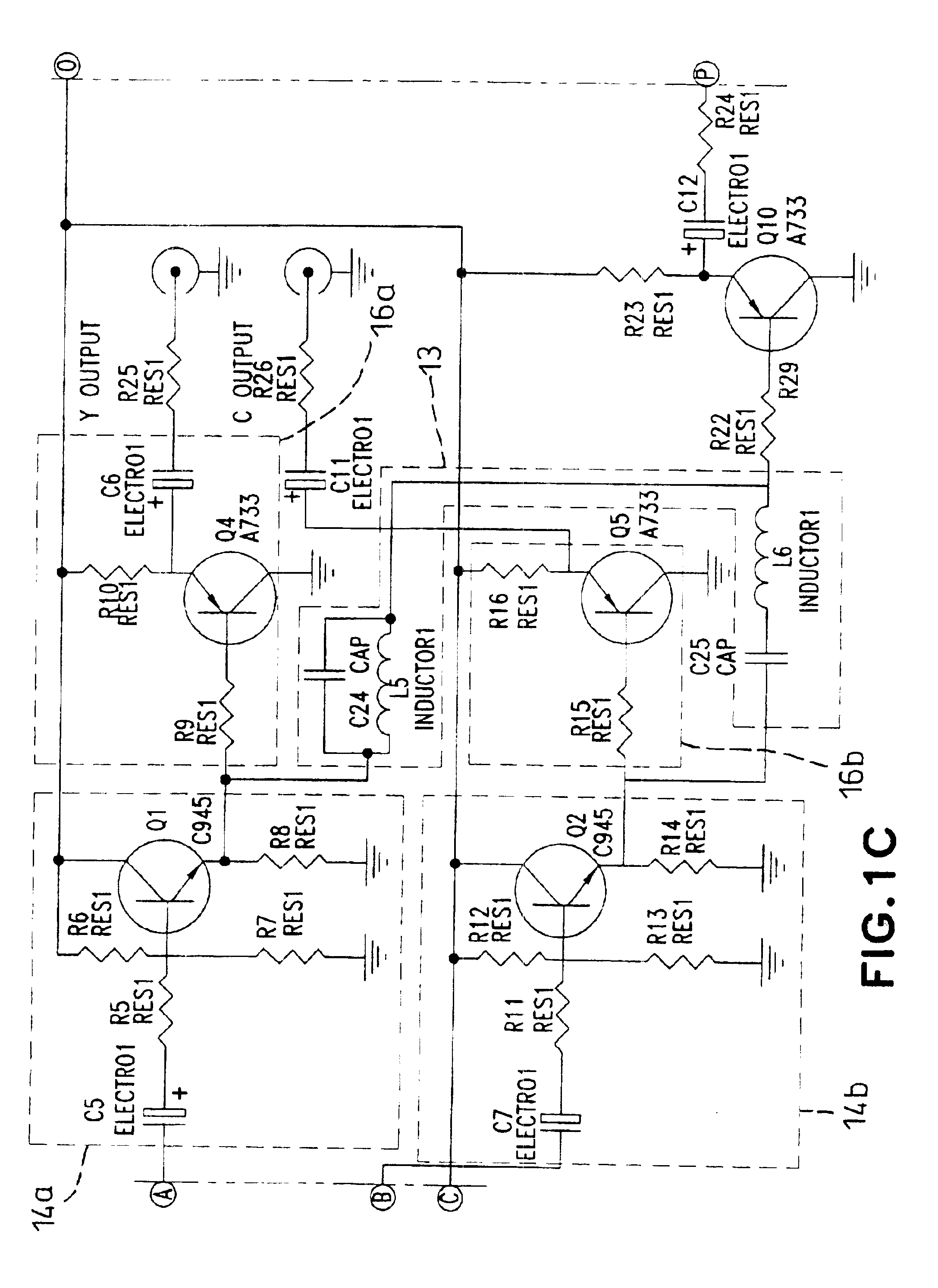 Circuit Drawing At Free For Personal Use Design 2175x2988 Do It By Self With Wiring Diagram Av To Rf Converter