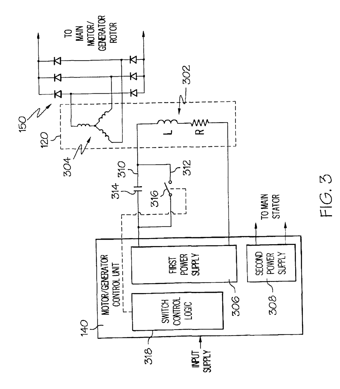 Circuits Drawing At Free For Personal Use Electronic Schematic 1100x1258 Patent Us5051681 Circuit A Single Phase Induction