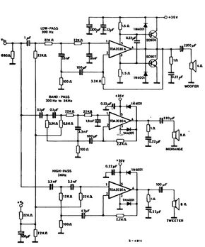 290x348 Tda2030 Active Speaker Audio Systems Amplifier