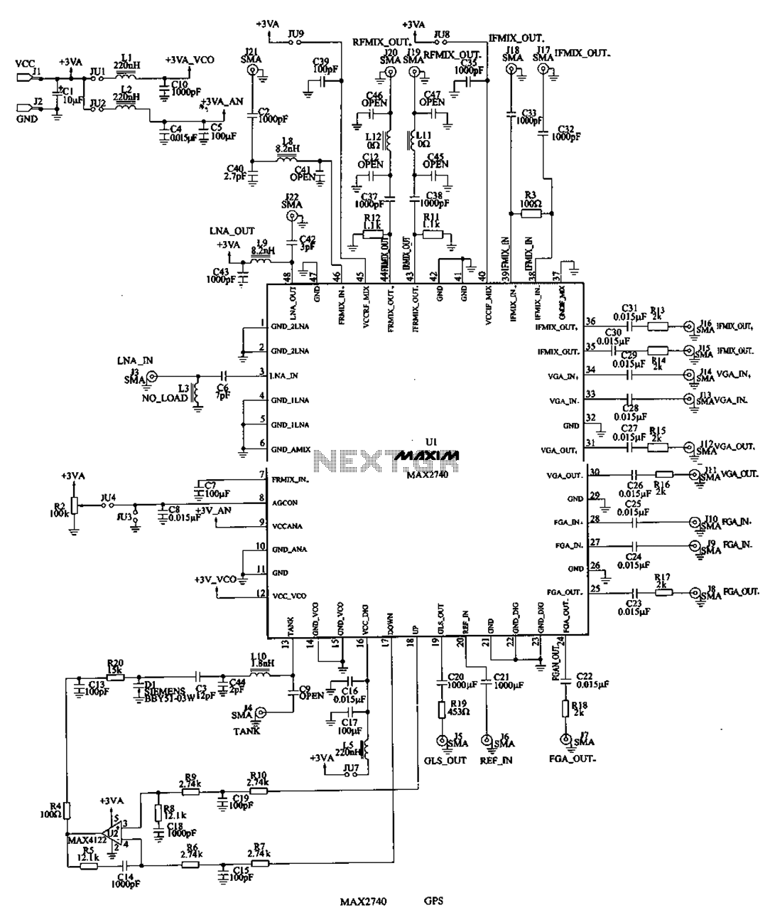 Circuits Drawing At Free For Personal Use Triac Circuit Page 2 Other Nextgr 1084x1294 Gps Rf