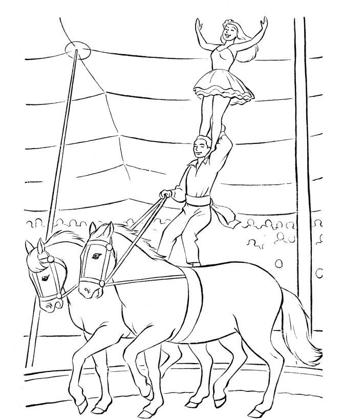 670x820 Kids N 39 Coloring Pages Of Circus