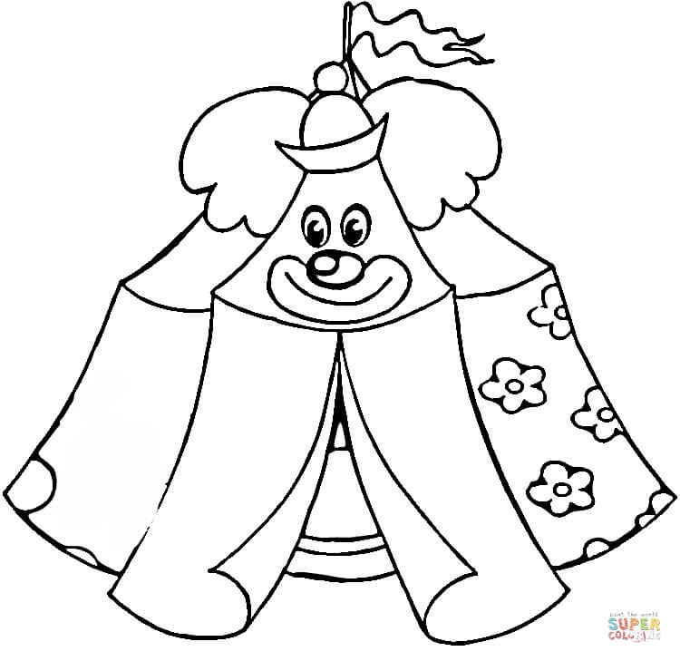750x729 Circus Lion And Tamer Coloring Page Free Printable Coloring Pages