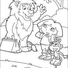 220x220 Circus Coloring Pages, Drawing For Kids, Videos For Kids, Daily