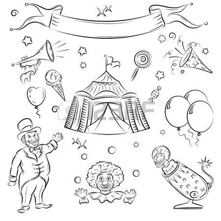 450x450 Image Result For Ringmaster Drawing Circus