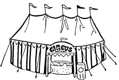 465x314 Circus Animals Coloring Pages Circus Animals Coloring Pages Circus
