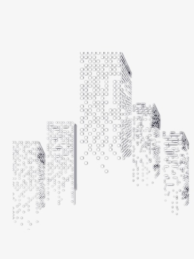 400x533 City, Small Cube, Geometric Squares, Night City Png Image For Free