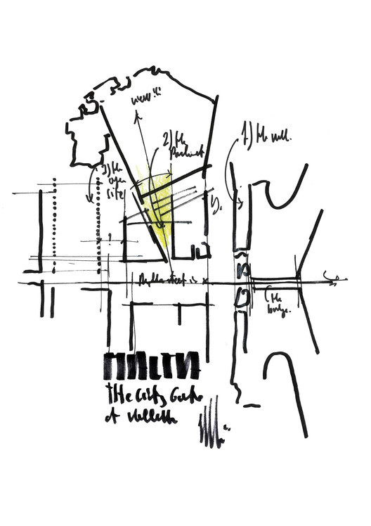 528x748 Gallery Of The Importance Of The Sketch In Renzo Piano's Work