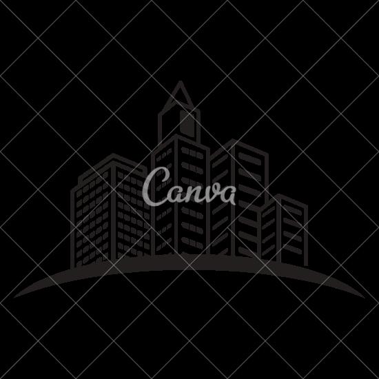 550x550 City Building