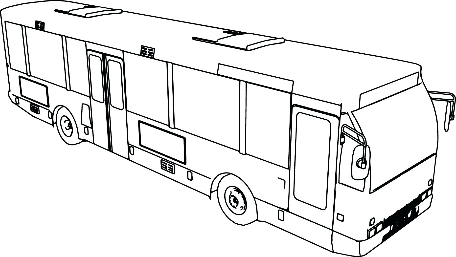 1844x1040 Coloring Coloring Pages Bus