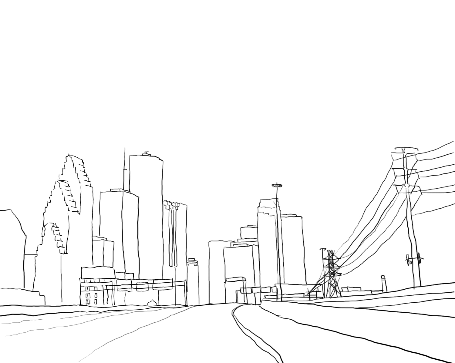 1500x1197 Houston Drawings Whatnot And Such