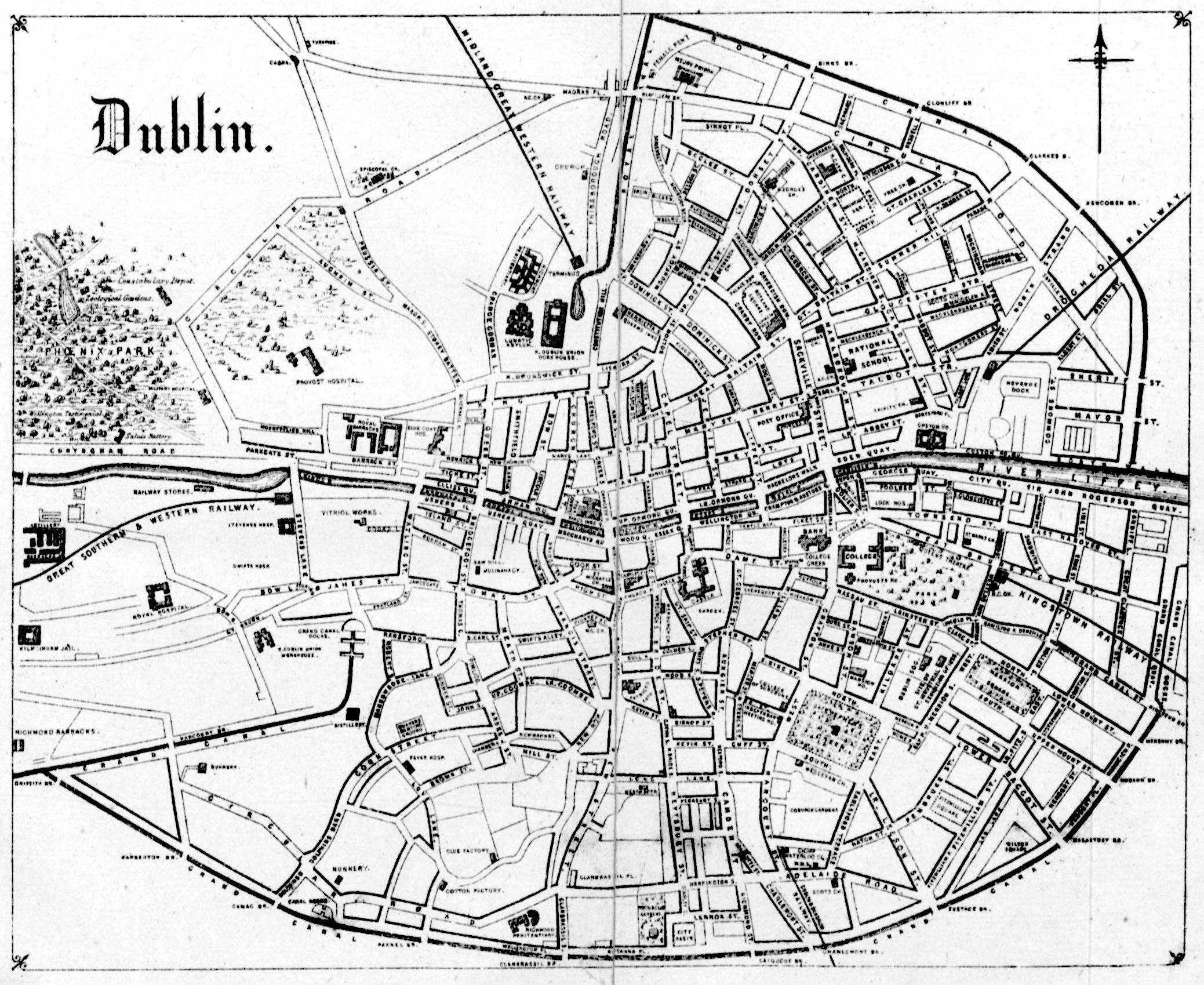 2077x1699 Filesullivan(1888) P039 Map Of The City Of Dublin.jpg