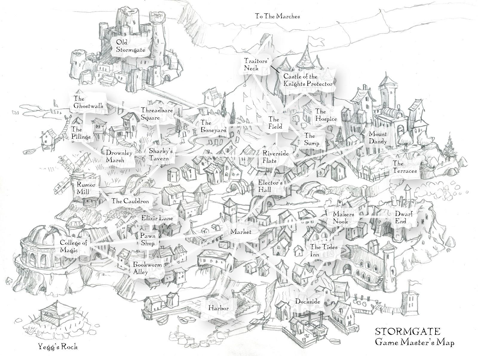 1600x1192 Blue Boxer Rebellion How I Make City Maps