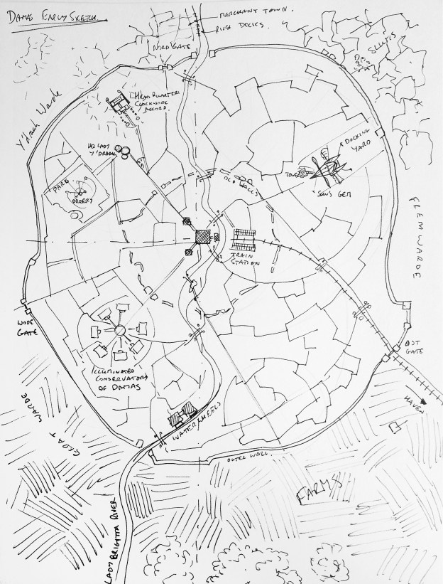 624x821 City Design Walkthrough Fantasy City, City Maps And Fantasy Map