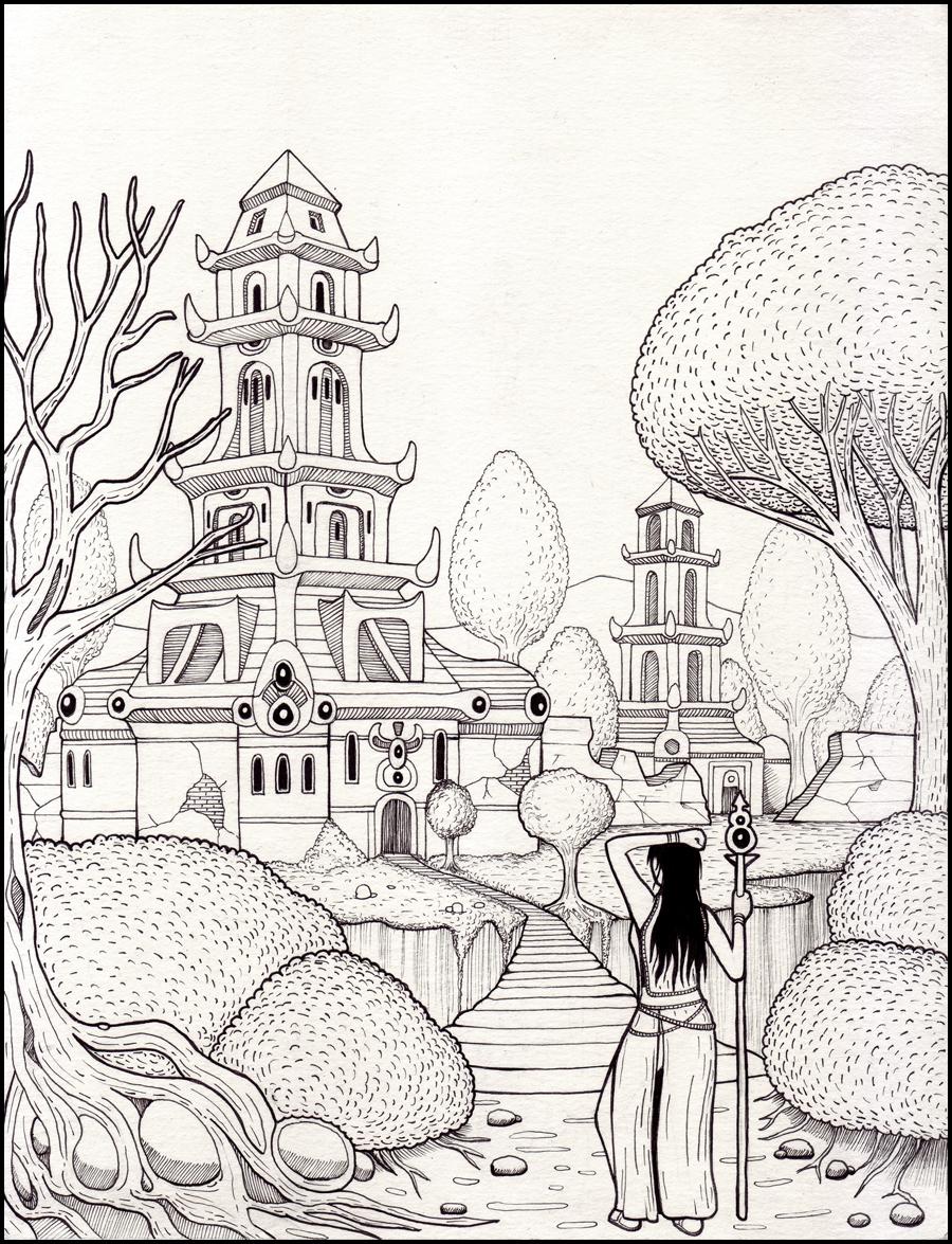 900x1175 World Of Astara Rulebook By Farawayforest @