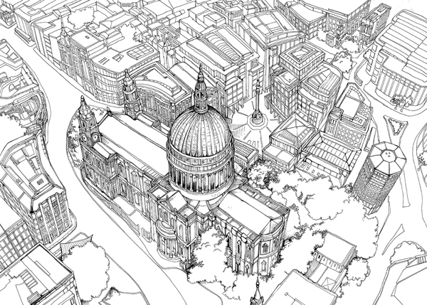 600x429 Abi Daker By Abigail Daker, Via Behance Graphic Amp Illustration