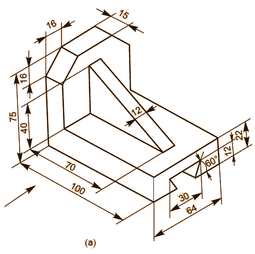 512x509 Orthographic Projections Orthographic Projection Solved Examples