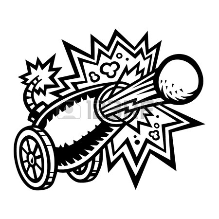 450x450 109 Civil War Cannon Stock Vector Illustration And Royalty Free