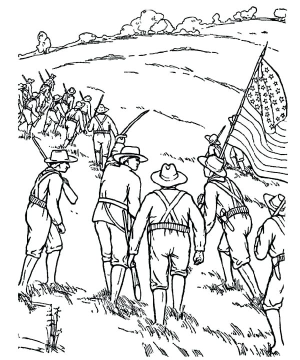600x720 War Coloring Pages Civil War Coloring Pages Star Wars Coloring