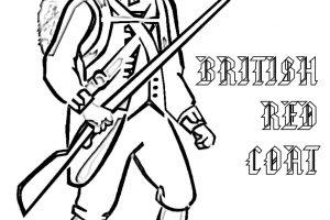 300x200 Civil War Cannon Coloring Pages