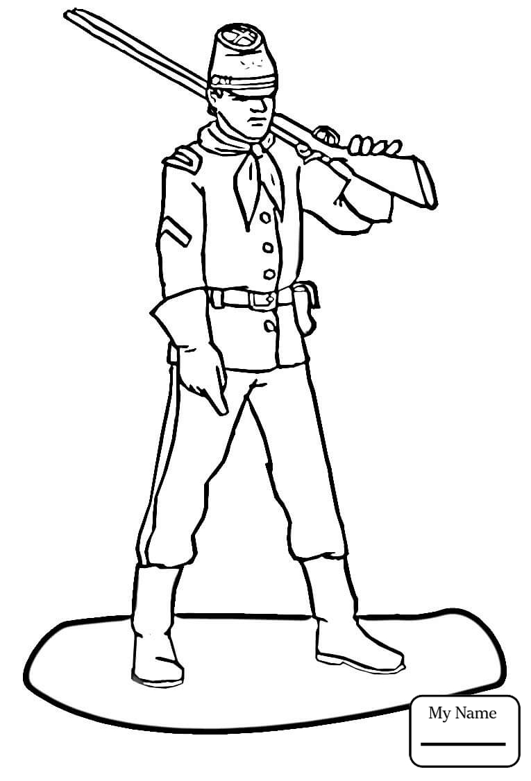 765x1126 Coloring Pages President Abraham Lincoln Greeting Soldiers